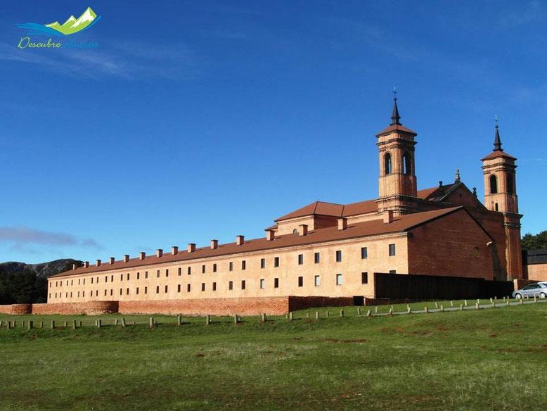 Monasterio nuevo San Juan de la Peña