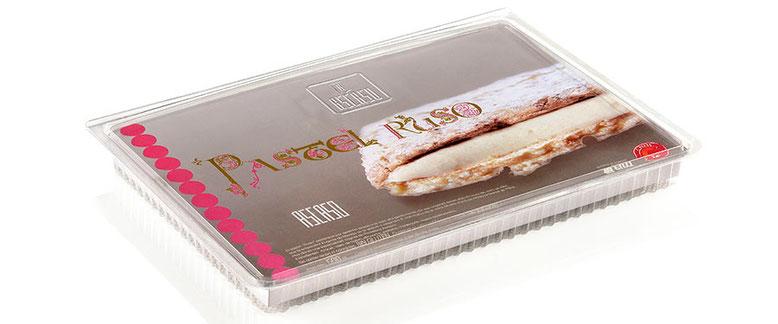 Pastel Ruso Ascaso Huesca