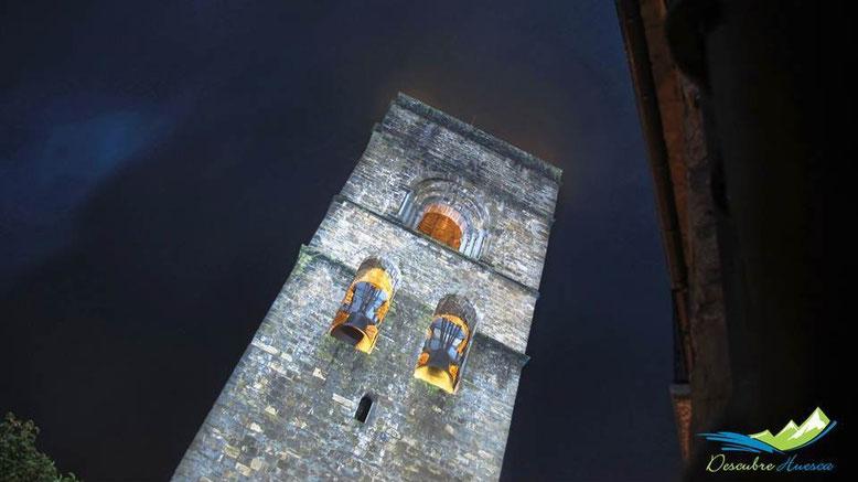 Torre Iglesia de Ainsa.