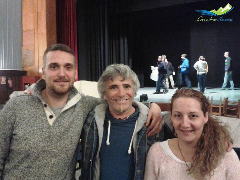 Descubre Huesca y Pedro Montaner
