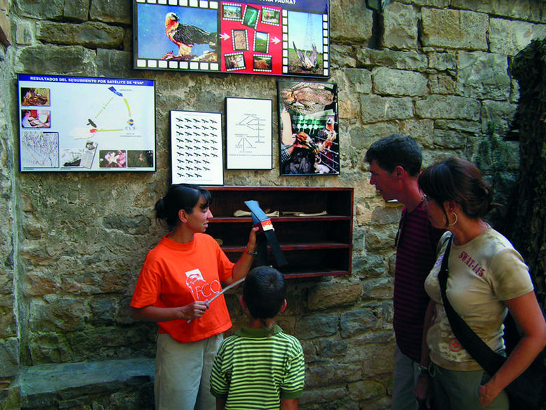 Eco Museo Ainsa