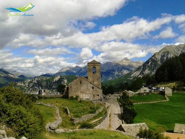 Tella, Huesca.