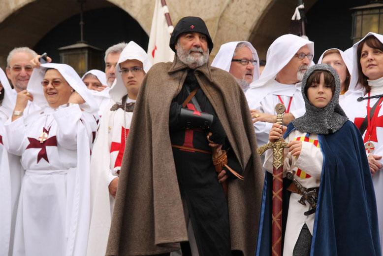 Homenaje a Guillem de Mont-rodón.