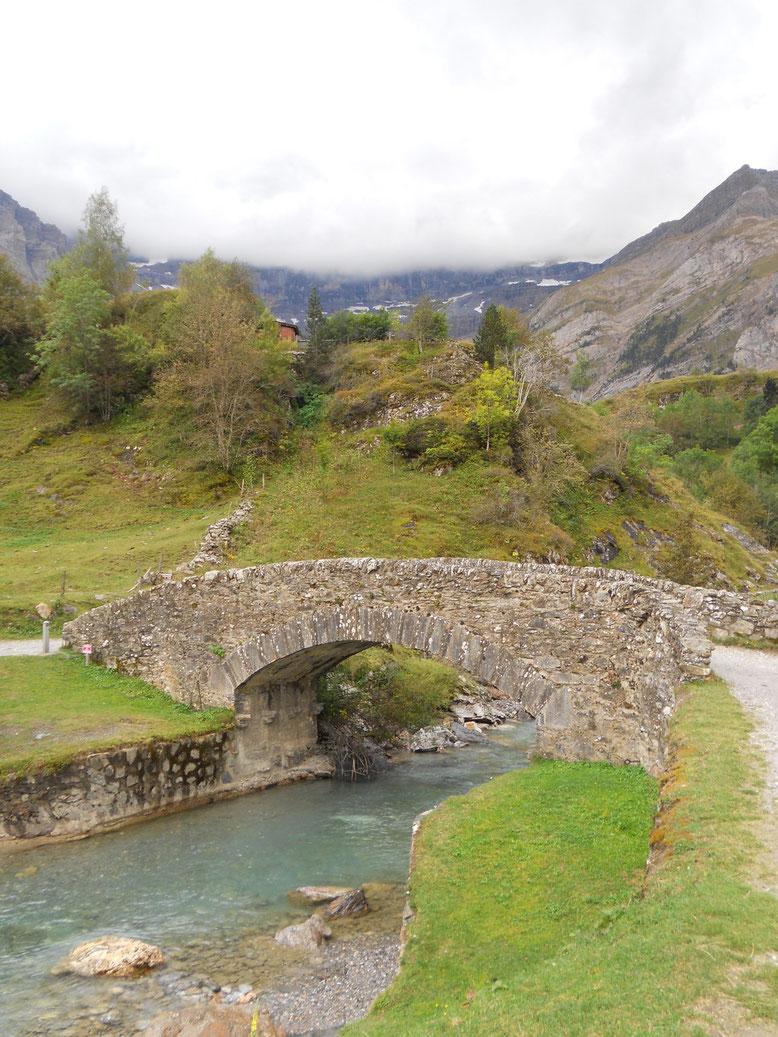 Gavarnie. Pont de Nadau