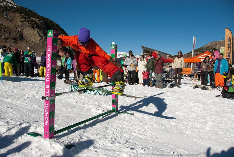 World snowboard day Foto: Aramón
