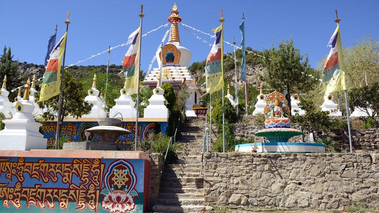 Templo Budista de Panillo.