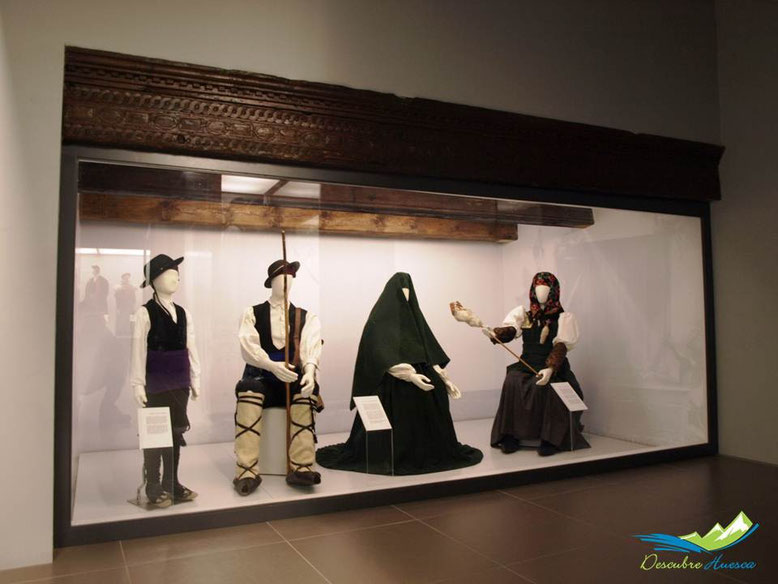 Museo traje Ansotano, Ansó