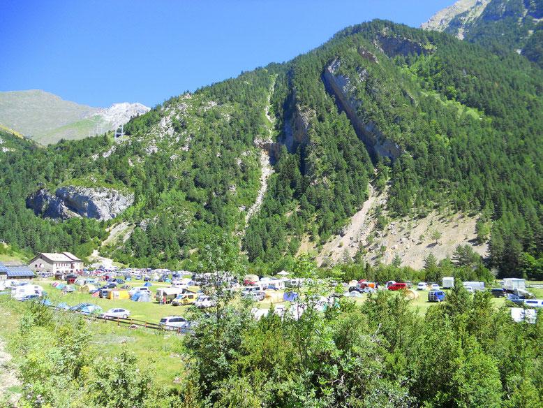 Refugio y Camping de San Nicolás de Bujaruelo