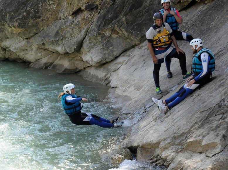 La hoya de Huesca; Territorio de aventura
