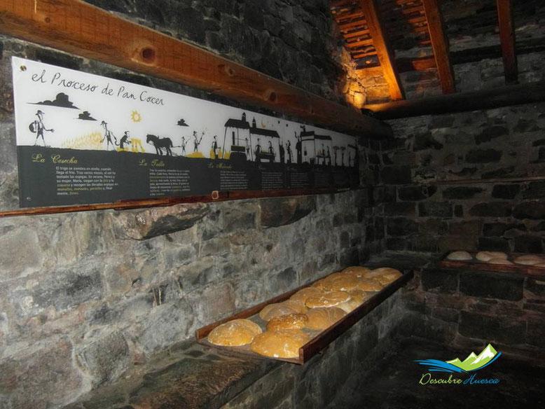Horno de pan comunitario Siresa