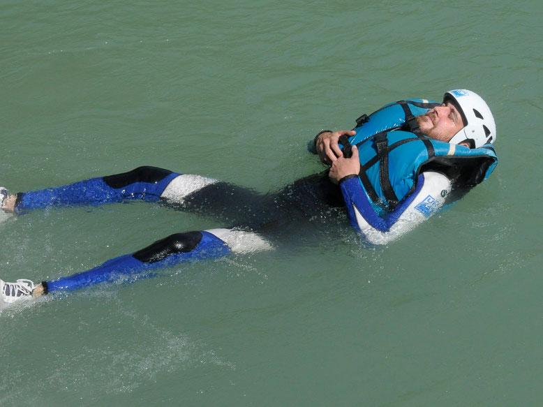 deportes de aventura río gállego