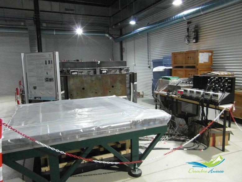 Laboratorio Subterráneo Canfranc