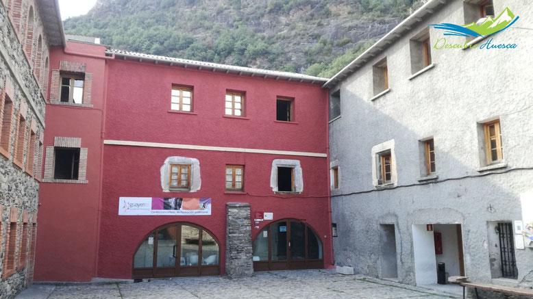 Escuela de Hosteleria Santuario de Guayente