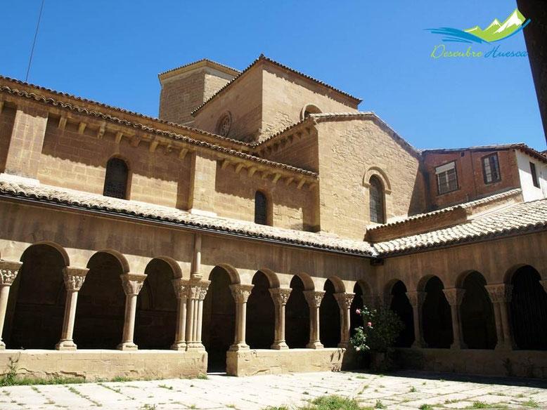 Iglesia de San Pedro el Viejo, Huesca.