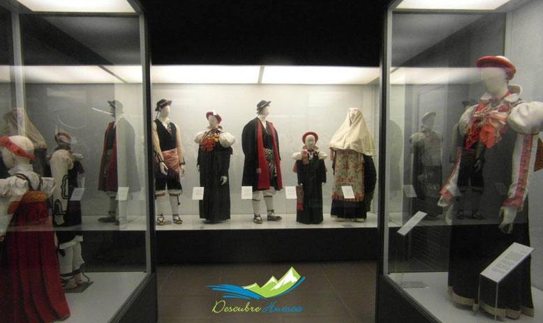 Museo traje Ansotano