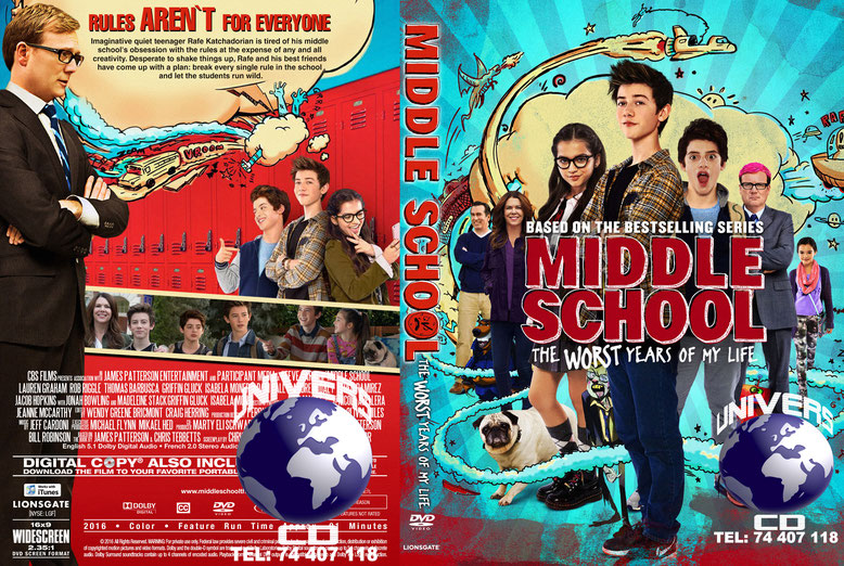 middle school the worst years full movie download