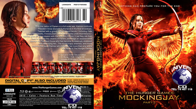 The Hunger Games Mockingjay-Part 2