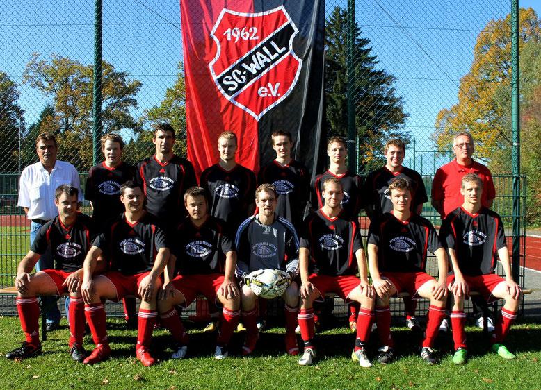 2. Mannschaft SC Wall