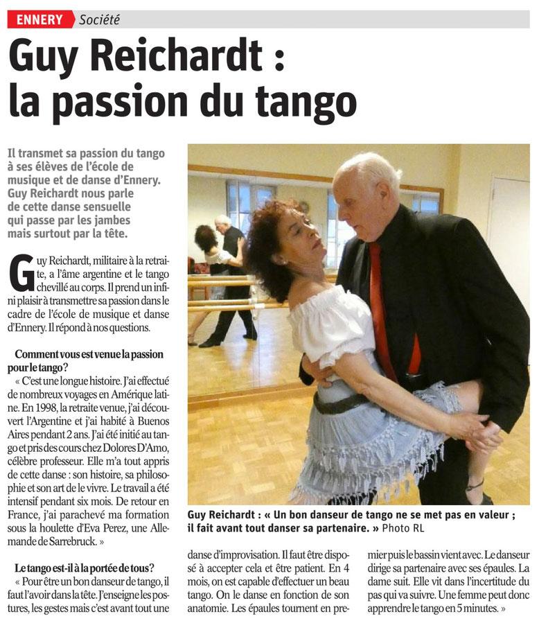 Sites de rencontres militaires Tango