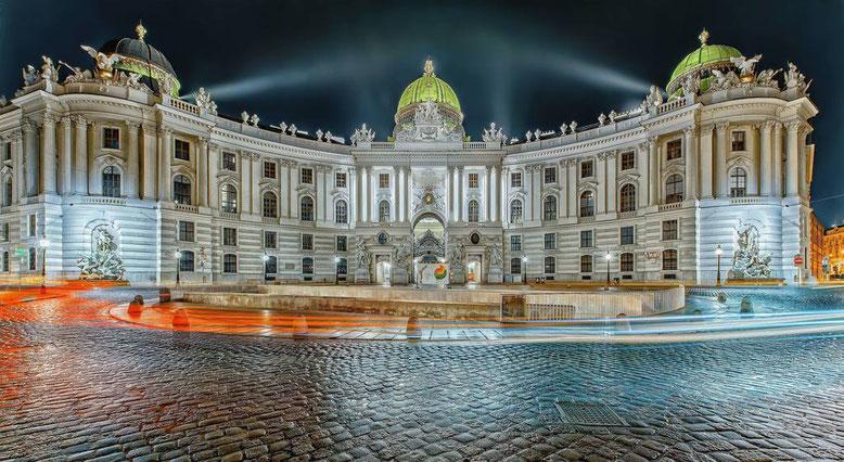 Wiener Hofburg, Imperial Palace Vienna, © Österreich Werbung / Tischler