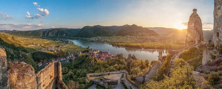 Valle del Danubio en Austria, © Österreich Werbung / Tischler