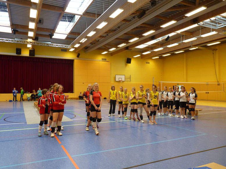 Qualifikation zur Bezirksmeisterschaft U16 in Hartha (12.10.2014)