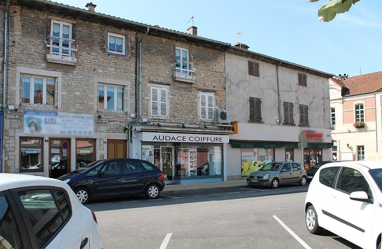 Salon Audace Coiffure à Thoissey dans l'Ain