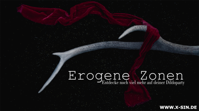 Erogene Zonen x-sin-dildoparty