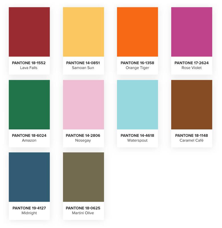 Trendfarben 2019 Nagelstudio In Reutlingen Nataly S Nails