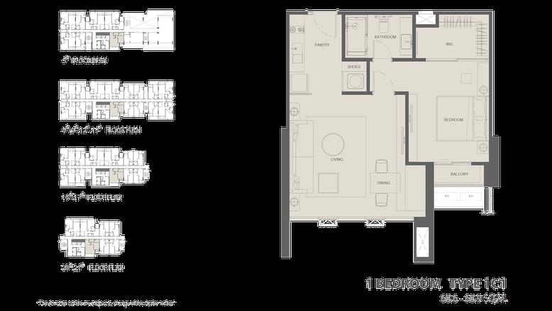 BTSトンロー駅750m,複数駅利用可の高層コンドミニアム,The Room Sukhumvit 38,ザ ルーム スンビット38,バンコク物件.com