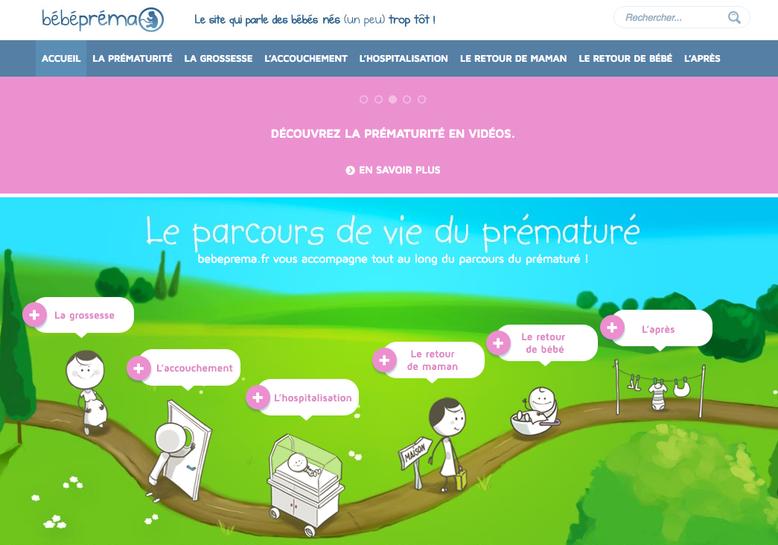 Réseau Périnatal de Nouvelle-Calédonie - Prématurité - bébéprema.fr
