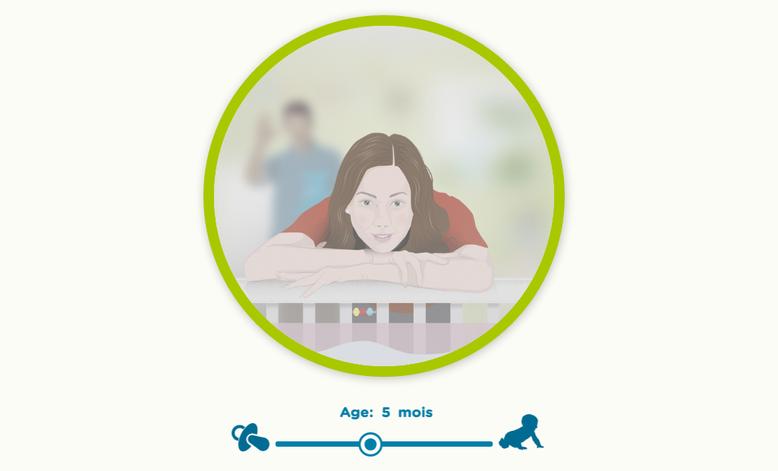 Réseau Périnatal de Nouvelle-Calédonie - Comment voit bébé ?