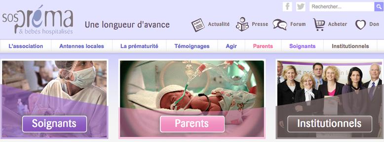 Réseau Périnatal de Nouvelle-Calédonie - Prématurité - SOS Préma