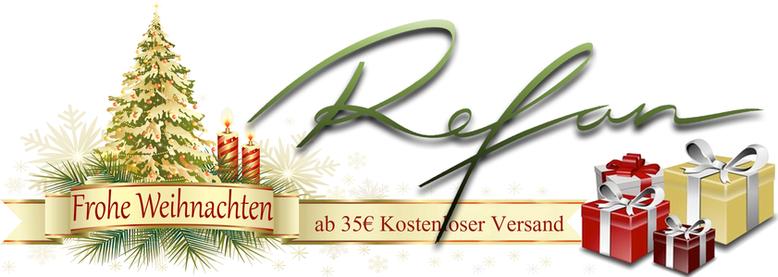 myRefan-Refan Weinachten 2014