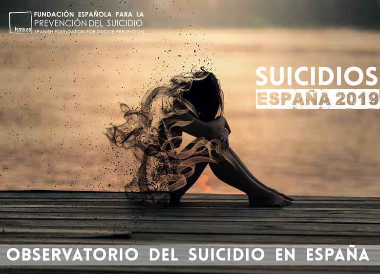 España. Suicidios 2019.