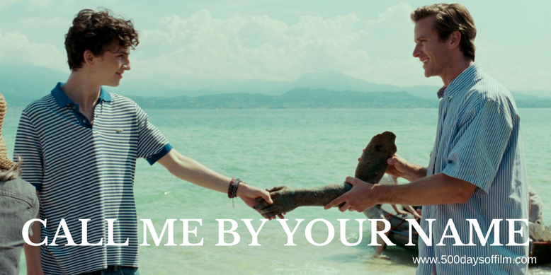 Click To Read My Review Of Call Me By Your Name!
