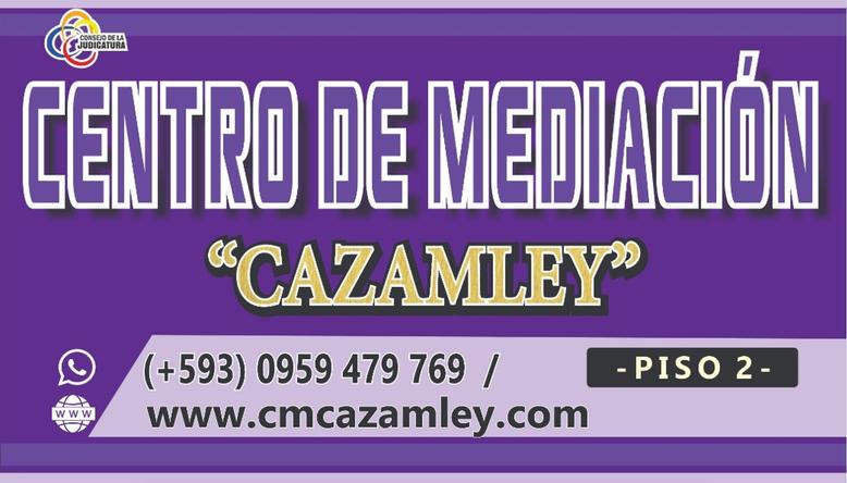 nuevo centro de mediación en santo domingo ecuador