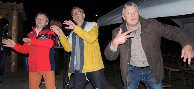 """Was wird aus dem Teichfest, tanzen die Stars dann im """"Zwinger""""?"""