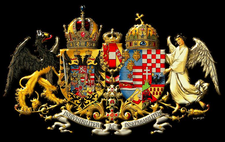 Große Wappen der Österreichisch-Ungarischen Monarchie