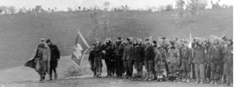 Ravna Gora, Spring 1944