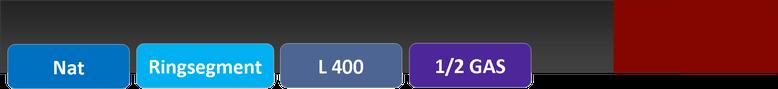 nat - ringsegment - L400 - 1/2gas