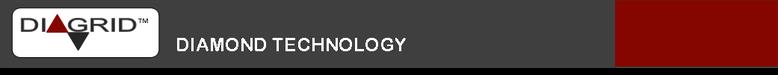 PRODITO DIAMANT KERNBOOR OF DIAMANTBOOR MET DIAGRID TECHNOLOGIE
