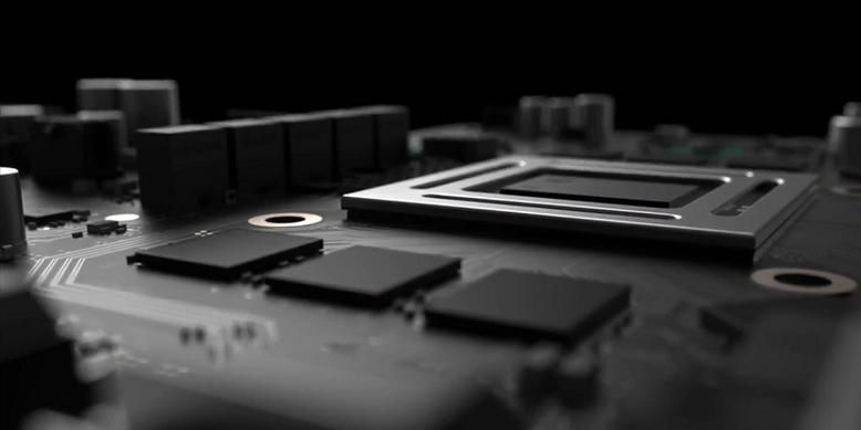 Die 4K-Konsole Xbox Scorpio benötigt laut Microsoft keinen Boost Mode wie die PS4 Pro. Bilderquelle: Microsoft