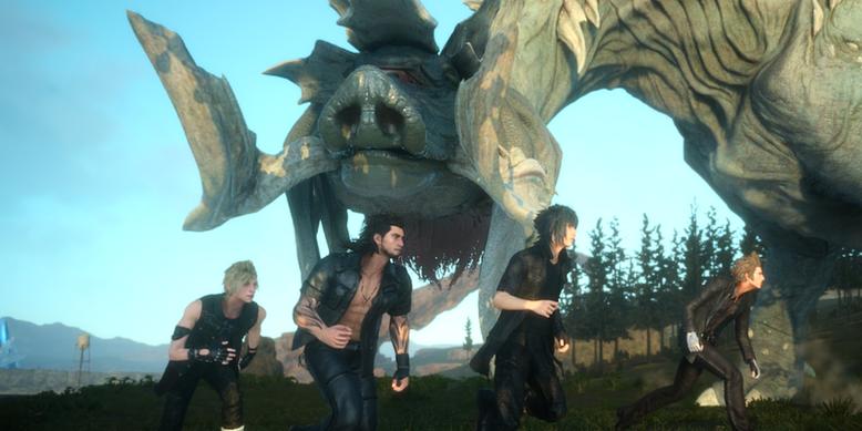 Square Enix hat ein Update zu Final Fantasy XV für den Support auf Xbox One X mit 4K und HDR-Unterstützung veröffentlicht.