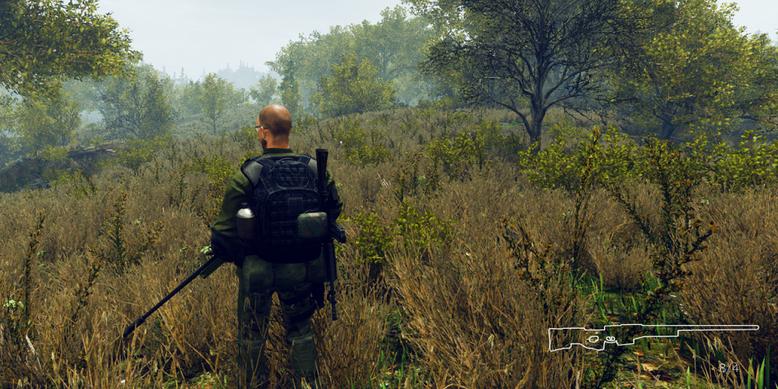 Das Open-World-Survival-Game Lost Region zeigt sich im neuen Alpha-Gameplay-Video. Bilderquelle: Farom Studio