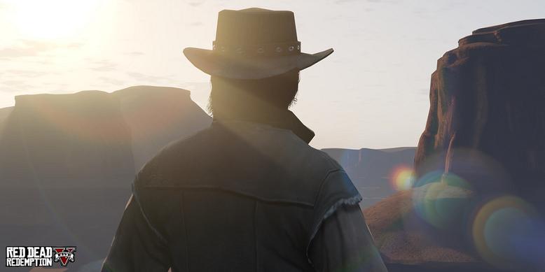 Erster Trailer zur Red Dead Redemption Mod für Grand Theft Auto 5 erschienen. Bilderquelle: White Team