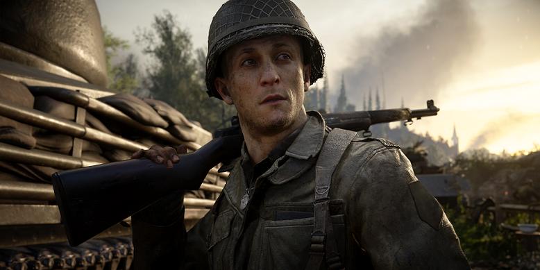 Tipps und Tricks zum Kriegsmodus von Call of Duty WW2 im neuen, offiziellen Video präsentiert. Bilderquelle: Activision