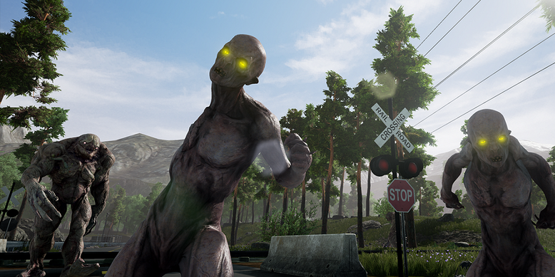 Outbreak: Pandemic Evolution Screenshots Unreal Engine 4