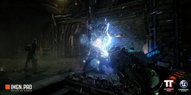 Inner Chains basiert auf der Unreal Engine 4 von Epic Games. Bilderquelle: IMGN.PRO