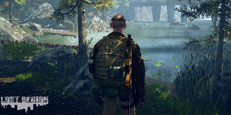 Lost Region basiert auf der Unreal Engine 4 von Epic Games. Bilderquelle: Farom Studio